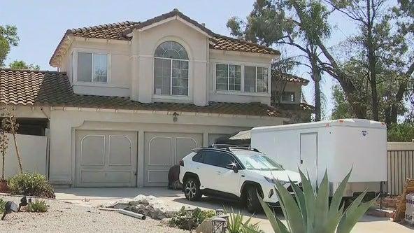 Body of retired LASD detective found in freezer in garage of Riverside home