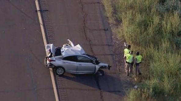 2 killed in wrong-way crash near Casa Grande on I-10, DPS says