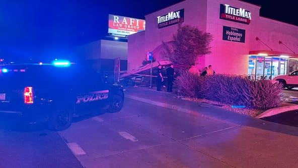 Mesa PD: 1 person dead, 2 injured after truck crashes into bus stop