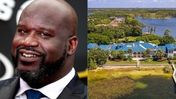 Shaquille O'Neal's $16M Florida estate gets 'de-Shaq' makeover to attract buyers