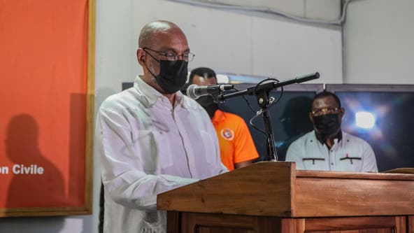 Haitian prosecutor looks to charge prime minister in president's assassination