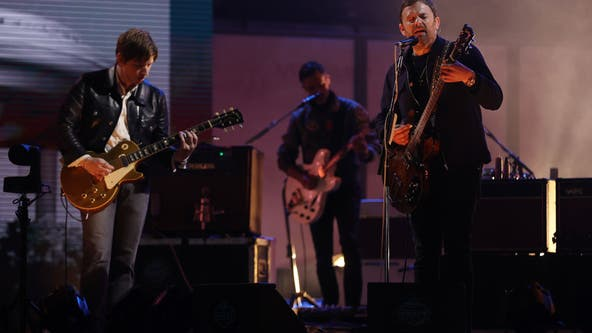 Kings of Leon canceling upcoming shows to say goodbye to their mother