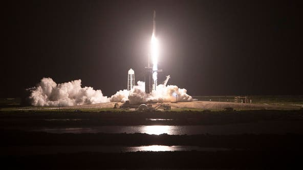 SpaceX Inspiration4 all-civilian crew completes historic liftoff