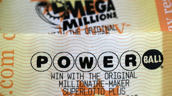 Powerball reaches estimated $523M ahead of Saturday's drawing
