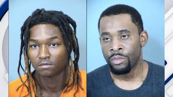 2 suspects arrested in connection to deadly Goodyear warehouse shooting