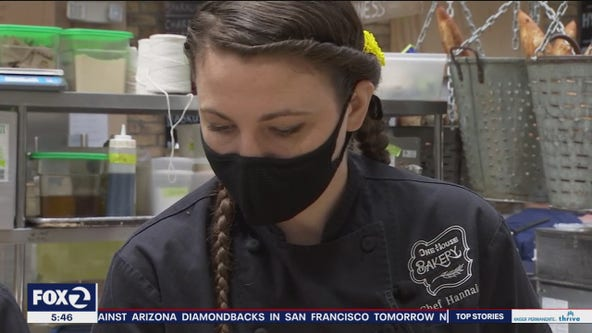 Nothing tastes good, nothing smells good for Benicia baker with 'long-haul' COVID symptoms