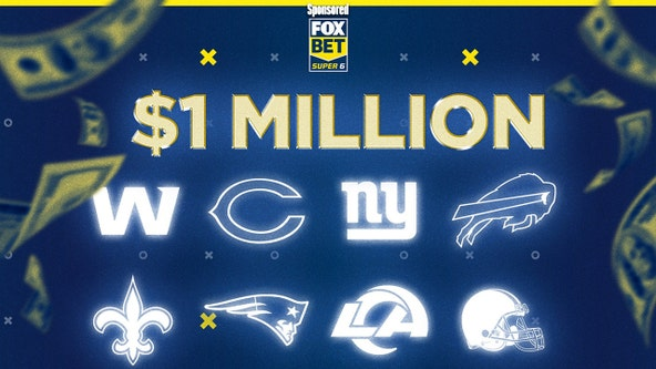 NFL Week 3: Your last chance to win $1,000,000 with FOX Super 6