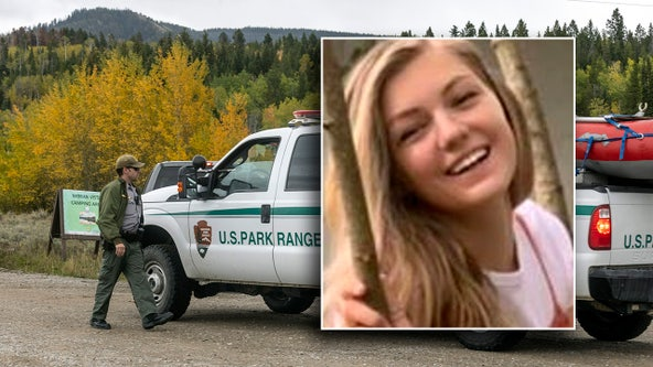 Gabby Petito case: Body found at Wyoming search site matches description of missing Florida woman