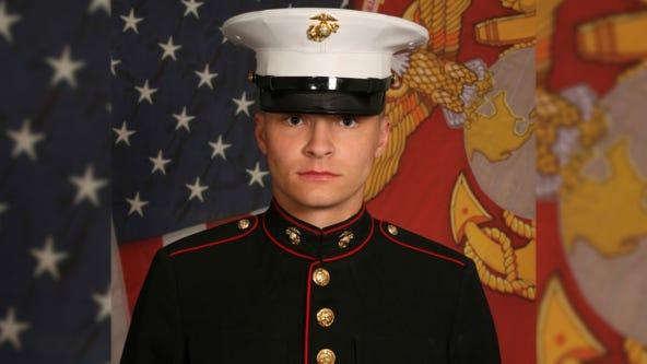 Cpl. Daegan Page: Marine killed during Afghan evacuation being laid to rest in Omaha
