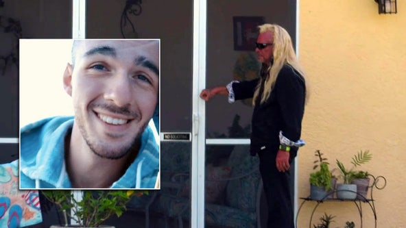 'Dog the Bounty Hunter' joins the search for Brian Laundrie