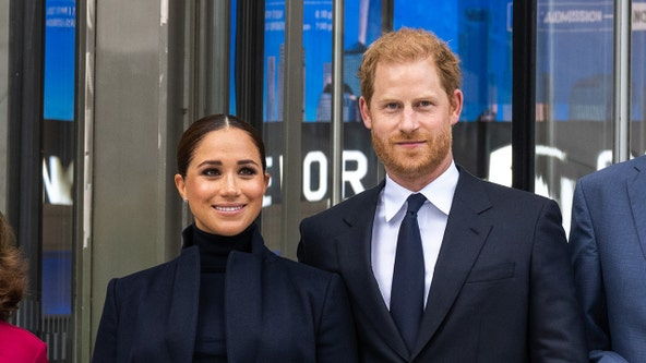 Prince Harry and Meghan visit World Trade Center, Sept. 11 memorial