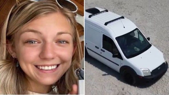 Gabby Petito: Timeline of 22-year-old woman's disappearance, death