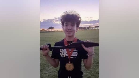 Police searching for teen last seen leaving Mesa home on foot