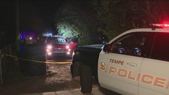 Tempe Police searching for suspects after man shot over argument about car