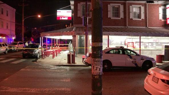 Man beaten to death in massive brawl outside of Pat's Steaks in South Philadelphia, police say
