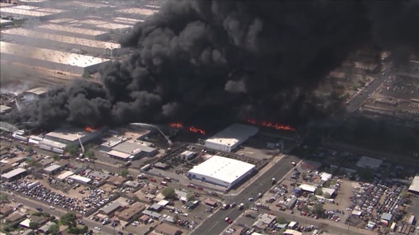 Massive Phoenix fire prompted new push to inspect the city's recycling yards