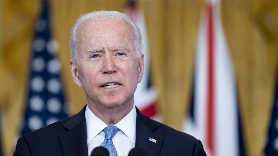 President Biden Delivers Remarks On National Security