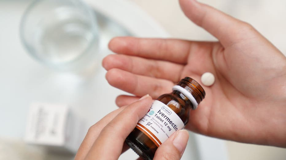 f4a05f6c-Ivermectin as FDA Warns Against Using the Drug for Covid-19 Treatment