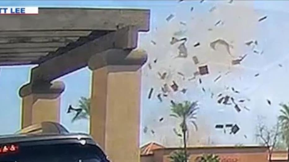 Chandler print shop explosion