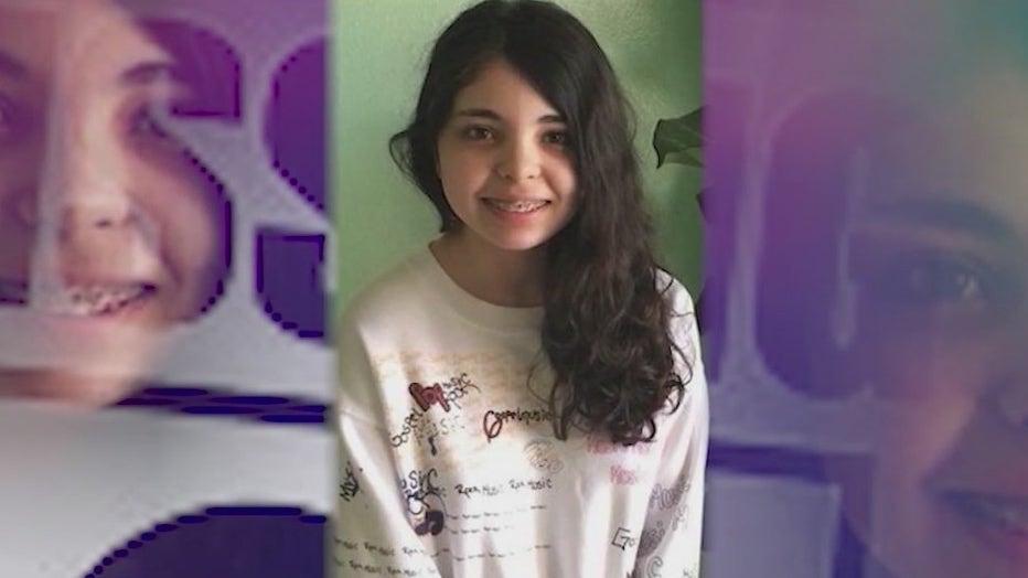 Missing Alicia Navarro from Glendale