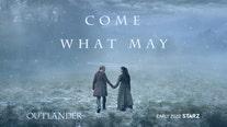 "New York Comic Con: ""Outlander"" stars on ""intimate,"" ""cathartic"" season"