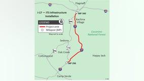 Arizona laying fiber optic conduit along highways to connect rural areas