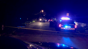 Atlanta home invasion suspect shot while attacking disabled resident