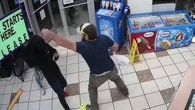 Marine Corps veteran disarms robbery suspect at Yuma gas station