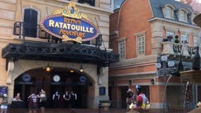 'Remy's Ratatouille Adventure' officially opens at EPCOT