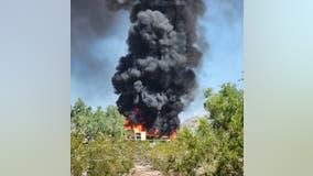 2 dead, 8 injured following fiery 7-car crash along I-10 near Casa Grande