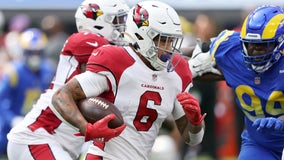 Murray keeps Cardinals unbeaten with 37-20 rout of Rams