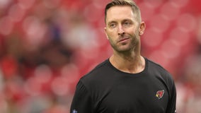 Arizona Cardinals coach Kliff Kingsbury, 2 others to miss Sunday game due to COVID-19 diagnosis