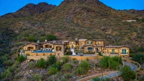 North Scottsdale's 'Castle on the Hill' sold for $21.5m; 2nd highest sale in Arizona history