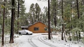 NWS warns of high winds and blowing dust across Arizona, snow in high country
