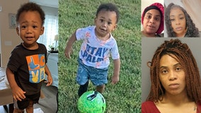 Amber Alert: North Carolina mother, toddler may be headed to Georgia