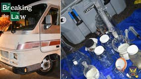 PD: Owner of 'Breaking Bad'-style mobile meth lab arrested in Phoenix