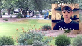 PCSO: 15-year-old accused of killing another teen in San Tan Valley turns himself in