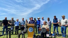 Arizona Gov. Ducey goes to Texas in border push with other GOP governors