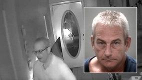 Suspect's sister helped identify burglar seen creeping into girl's bedroom, deputies say