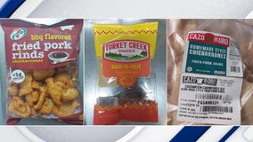 Evans Food Group recalls over 10,000 pounds of pork products