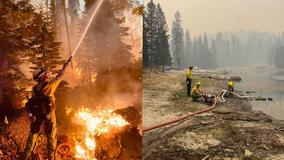 Avondale Fire crews help battle 87K-acre central California wildfire