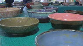 Empty Bowls: Arizona nonprofit fighting food waste to hold fundraiser in downtown Phoenix