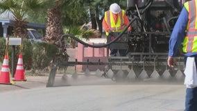 Phoenix's 'cool pavement' technology coming to 9 neighborhoods