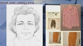 50 years later, case still unsolved after woman's body found in a bag near Kingman