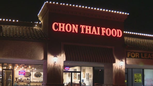 Chon Thai Food in Chandler forced to raise prices due to staff, supply chain shortages