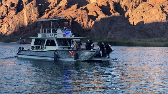 Man dead, woman missing after double drowning in Colorado River near Lake Havasu