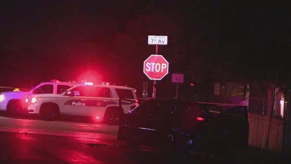 3 injured, including teenager, in shooting in south Phoenix