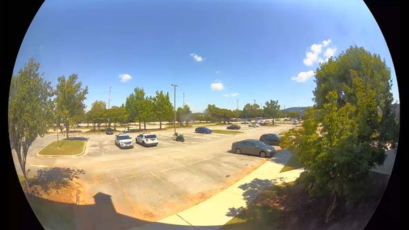 Surveillance video shows Alabama woman entering police van days before body found