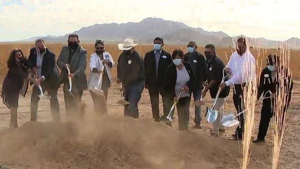 Gila River tribe breaks ground on 4th casino in Phoenix-metro area