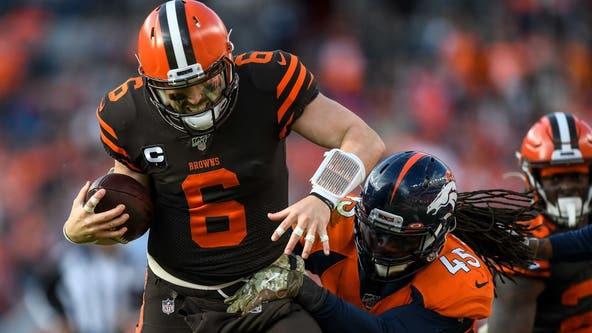Injury-laden Browns host Broncos for Thursday Night Football on FOX